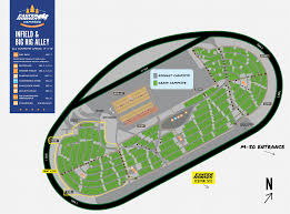 Camping World Locations Map by Camping Faster Horses Michigan U0027s 3 Day Country Music Festival