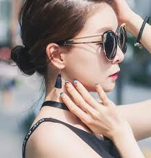 korean earings korean tassel dangle drop earrings justbuylah