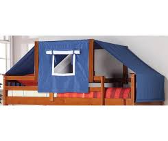 Bunk Bed With Tent Bunk Bed Tent Kit Tent For Bunk Bed S Bunk House