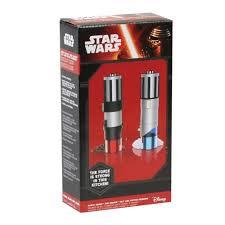 want lightsaber salt u0026 pepper shakers u2013 spasmicpuppy u0027s brainfart