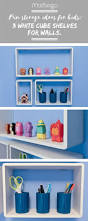 System Build 6 Cube Storage by Best 25 White Cube Shelves Ideas On Pinterest Ikea Cube Shelves