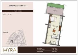 Palm Jumeirah Floor Plans by Floor Plans Crystal Residences Jumeirah Village Circle
