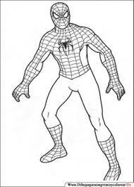 spiderman pictures print color spiderman coloring pages 5