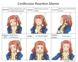Reaction Meme - confession reaction meme eleanor hume by xelectromanx10 on
