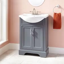 Dark Vanity Bathroom 24
