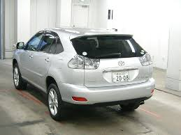 toyota harrier 2005 used toyota harrier for sale at pokal u2013 japanese used car exporter