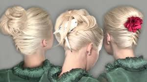 lilith moon youtube upside down french braid bun tutorial for on yourself youtube
