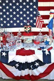 Fourth Of July Table Decoration Ideas 45 Decorations Ideas Bringing The 4th Of July Spirit Into Your