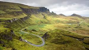 Map My Driving Route by Travelling Around Scotland By Car Visitscotland