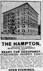 Building A House On A Slope Park Slope Brooklyn 9 Prospect Park West History Brownstoner