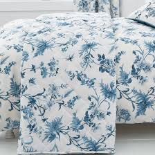 buy sanderson options primrose hill china blue bedding home