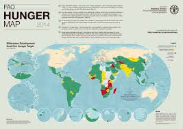Target World Map by Living With Dignity In An Inhospitable Region Huffpost