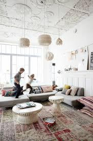 Wohnzimmer Ideen Bunt Ideen Schönes Muster Deckengestaltung Uncategorized