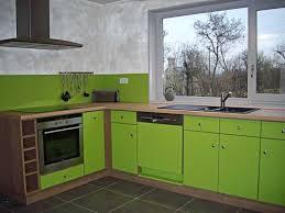 cuisine verte pomme cuisine vert pomme 2 menuiserie patry