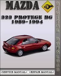 service manual 1992 mazda familia auto repair manual free mazda 323 1992 free download pdf 1989 1994 mazda 323 protege bg factory service repair manual 1990 1