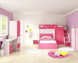 bed in pink