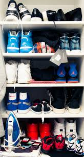 the best organized sneaker closets featured by the coveteur coveteur