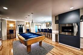 Pool Table In Living Room Pool Table In Living Room Design Riothorseroyale Homes Trendy