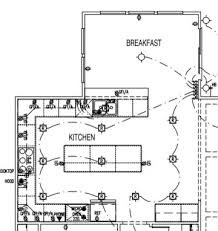 Kitchen Blueprints 18 Floor Plan Kitchen Layout Le Kambary Hotel And