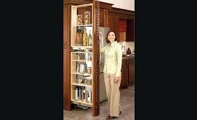 meuble garde manger cuisine armoire rangement cuisine garde manger actroit coulissant rangement