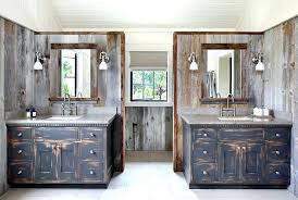 beach house bathroom mirrors cottage bathroom mirror fabulous bathroom rustic country with black