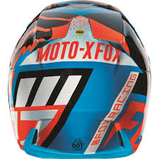 motocross kids helmet fox racing 2016 youth v3 divizion helmet aqua available at