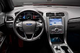 mitsubishi fuzion interior 2017 ford fusion first look review