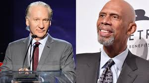 kareem abdul jabbar on why bill maher shouldn u0027t be fired for