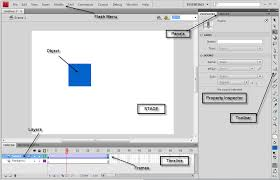 tutorial photoshop cs3 professional adobe flash cs3 and cs4 interface basic commands and concepts