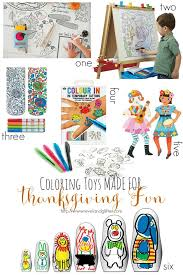 thanksgiving toys coloring toys for kids of all ages munchkins