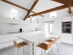 modern barn kitchen owl barn wow a fantastic stylish modern barn conversion for 4 1