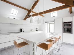 modern barn kitchen owl barn wow a fantastic stylish modern barn conversion for 4 1