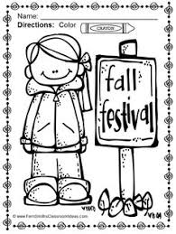 fall coloring pages big bundle back to colors and thanksgiving