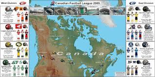 Canada On A Map by Canada Billsportsmaps Com