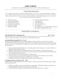accounting resume templates resume template for accountant micxikine me