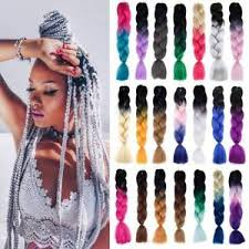 ombre kanekalon braiding hair 24 ombre dip dye kanekalon jumbo braid hair extensions best