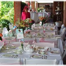 high tea kitchen tea ideas exciting high tea table setting ideas images best image engine