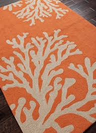 Orange Area Rug 8x10 61 Best Coastal Images On Pinterest Rectangle Area Area Rugs