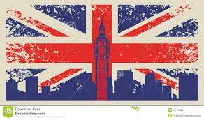 London Flag Photos Britain Flag Stock Vector Illustration Of Architecture 31744360