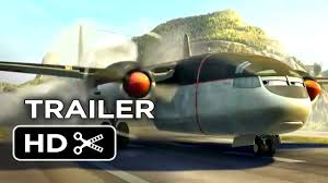 planes fire u0026 rescue official trailer 1 2014 disney sequel