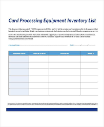 inventory card template 13 stock inventory control template free