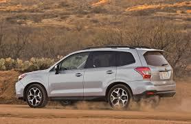 Subaru Three Row Super Subaru All New 2014 Forester Get Off The Road Groovecar