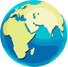 global map earth free vector graphic globe world map earth planet free image