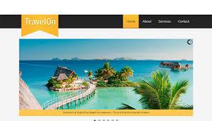 traveling websites images Free travel website templates html download travel templates jpg
