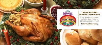 knott s berry farm thanksgiving buffet daps magic