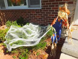 Fake Bushes Halloween Decorating With Kids What The Flicka