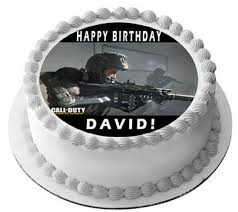 call of duty cake topper call of duty 1 edible cake and cupcake toppers edible prints on
