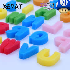 sponge painting brush candy color sponge stamp children early