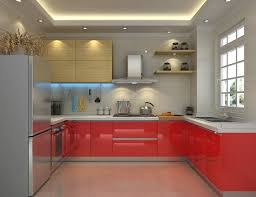 China Kitchen Cabinet Manufacturer Supply Lacquer Kitchen - Kitchen cabinet from china