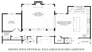 Micro Floor Plans by Warrington Glen The Hopewell Home Design